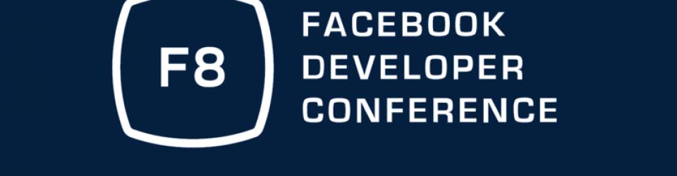 Confira algumas das novidades lançadas no Facebook F8